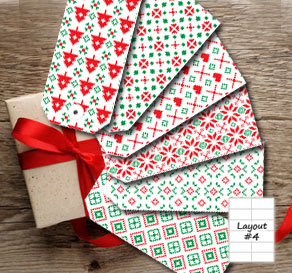 Gift tags for Christmas 10  | Free printable for Christmas